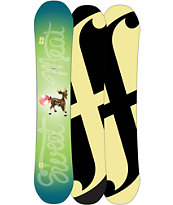 Forum The Spinster 143cm Girls Snowboard 2013