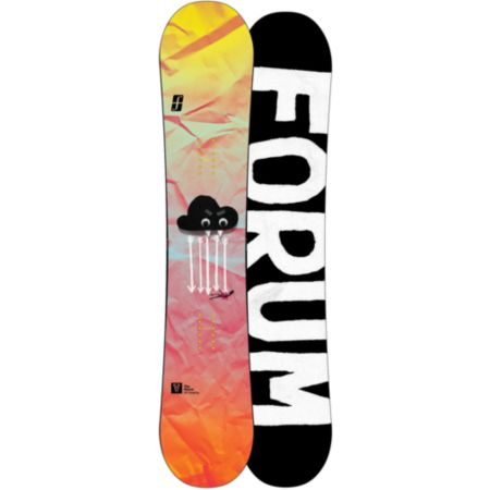 Forum The Sauce 147 cm Girls Snowboard 2013