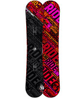Ride Kink 155cm Twin Rocker Snowboard 2013