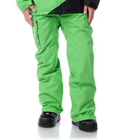 686 Mannual Data Grass Green 8K Snowboard Pants