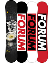 Forum Contract 146cm Snowboard 2013