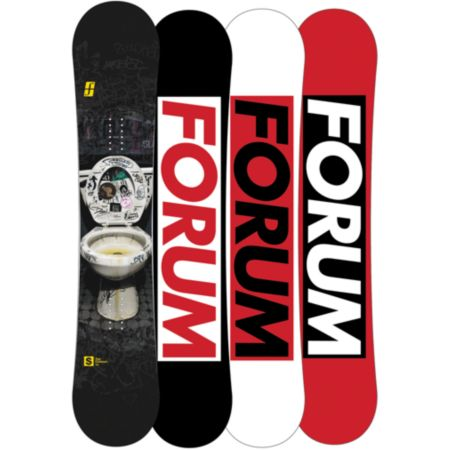 Forum Contract 150cm Snowboard 2013