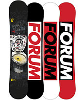 Forum Contract 152cm Snowboard 2013