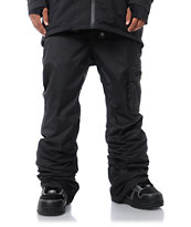 ThirtyTwo Basement Black 8K Snowboard Pants 2013
