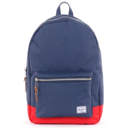 Herschel Supply Navy Blue & Red Settlement Backpack