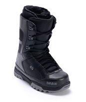 Thirtytwo Summit Black 2013 Snowboard Boot