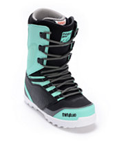 Thirtytwo Lashed Mint Snowboard Boots 2013