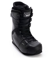 Ride Big Foot Black 2013 Snowboard Boot