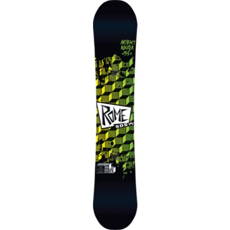 Rome Artifact Rocker 153 Snowboard 2013