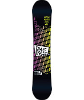 Rome Artifact Rocker 155 Wide Snowboard 2013