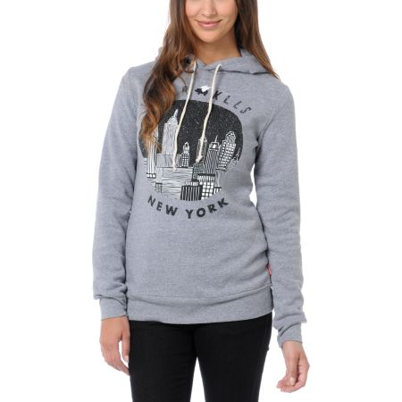 Glamour Kills Searching For Skylines Pullover Hoodie