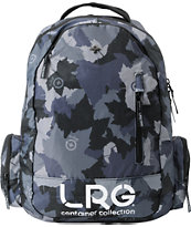 LRG Grey Camo Research Laptop Backpack