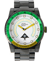 LRG Yacht Black Analog Watch