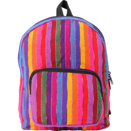 Adventure Imports Jasper Stripe Woven Backpack