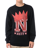 Neff Royal Threads Crew Neck Sweatshirt