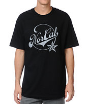 Nor Cal Payoff Black Tee Shirt