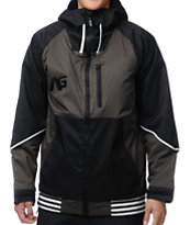Analog Greed Black & Off Black 10K Snowboard Jacket 2013