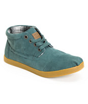 Toms Shoes Moss Suede Botas Girls Shoe
