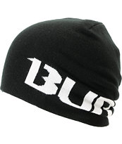 Burton 2013 Billboard Black & White Reversible Beanie