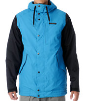 Burton TWC Throttle Meltwater 10k Snowboard Jacket 2013