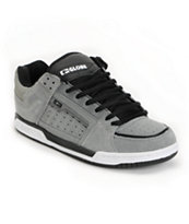 Globe Shoes Liberty Neutral Grey & Black Skate Shoe