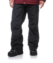 Burton AK Cyclic Black GORE-TEX 20K Snowboard Pants 2013