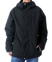 Volcom Atlantic Storm Black GORE-TEX Snowboard Jacket 2013