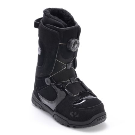 Thirtytwo Girls STW Boa Black 2013 Snowboard Boot