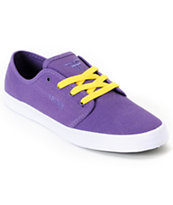 Fallen Daze Purple Skate Shoes
