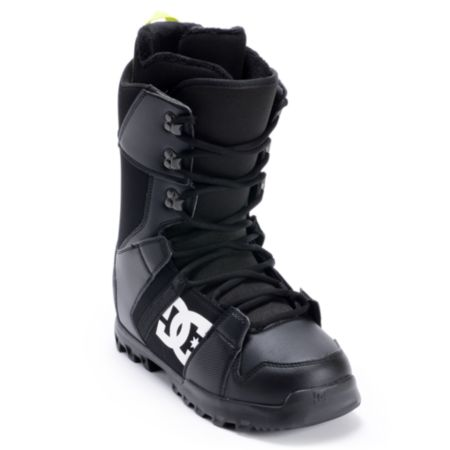 DC Phase Black Snowboard Boot 2013