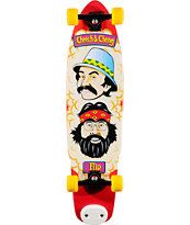 Flip Cheech & Chong 36 Shred Sled Complete Longboard