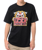 Loser Machine TR7 Black Tee Shirt