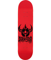 Darkstar Icon Stacks Red 8.0 Standard Lay Up Skateboard Deck