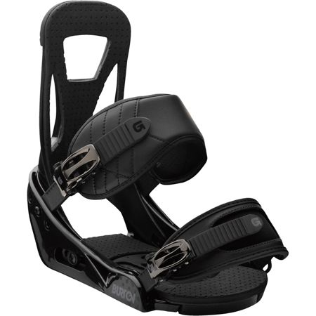Burton Freestyle Black Snowboard Binding 2013