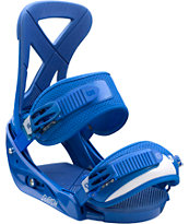 Burton Custom Royal Snowboard Bindings 2013