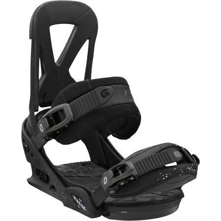 Burton Mission Black ReFlex Snowboard Bindings 2013