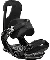Burton Cartel Black ReFlex Snowboard Bindings 2013