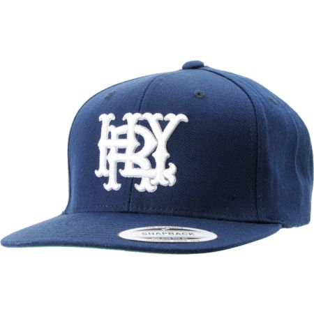 Hurley Major Leagues Snapper Blue Snapback Hat