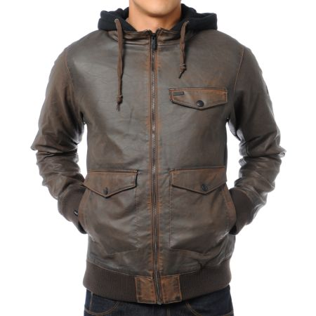 Dravus Assault Brown Jacket