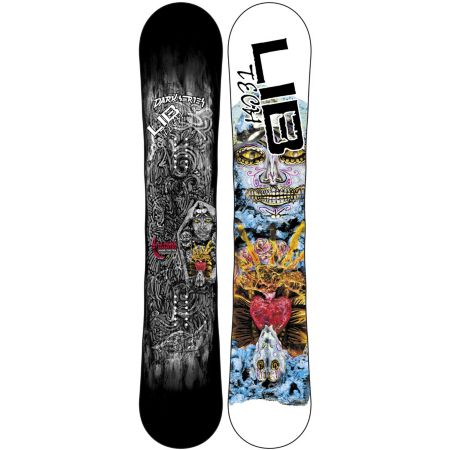 Lib Tech Dark Series C2 BTX 161 Snowboard 2013