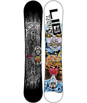 Lib Tech Dark Series C2 BTX 158 Wide Snowboard 2013