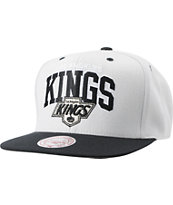 NHL Mitchell and Ness LA Kings 2Tone Snapback Hat
