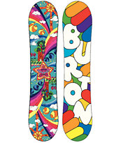 Burton Chicklet 110cm Girls Snowboard 2013