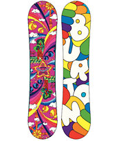 Burton Chicklet 120cm Girls Snowboard 2013