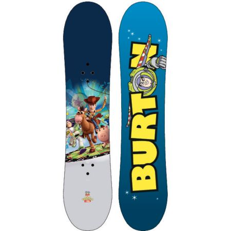 Burton Chopper Toy Story 100cm Boys Snowboard 2013