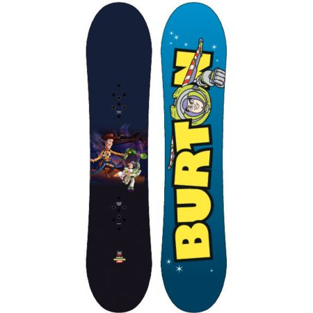 Burton Chopper Toy Story 125cm Boys Snowboard 2013