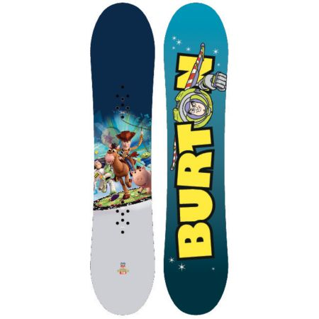 Burton Chopper Toy Story 130cm Boys Snowboard 2013