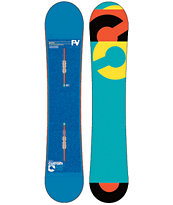 Burton Custom Flying V 155cm Wide Snowboard 2013