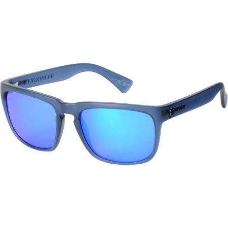 Electric Knoxville Ultramarine & Blue Chrome Sunglasses