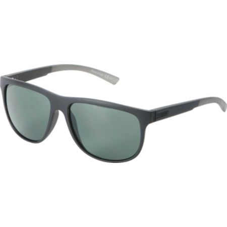 Von Zipper Cletus Black Satin & Grey Sunglasses